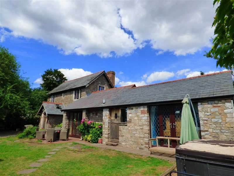3 Bedrooms Detached House for sale in The Old School House, Main Road, Portskewett, Chepstow