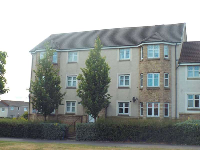 2 Bedrooms Apartment Flat for sale in Peasehill Road, Rosyth