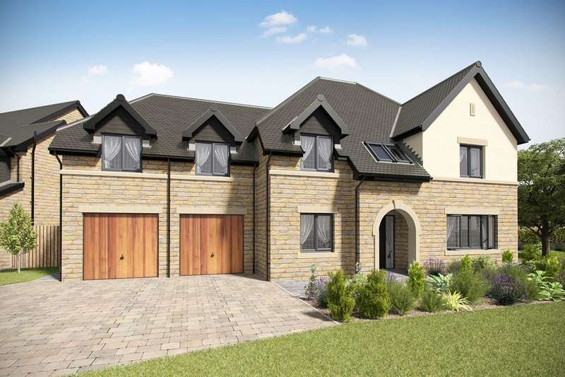 5 Bedrooms Detached House for sale in The Byrom, Wyre Grange Lodge Lane, Singleton, Poulton-Le-Fylde, FY6