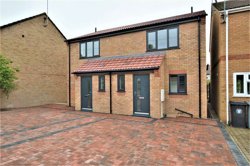 2 Bedrooms Detached House for sale in Drift Avenue, Stamford