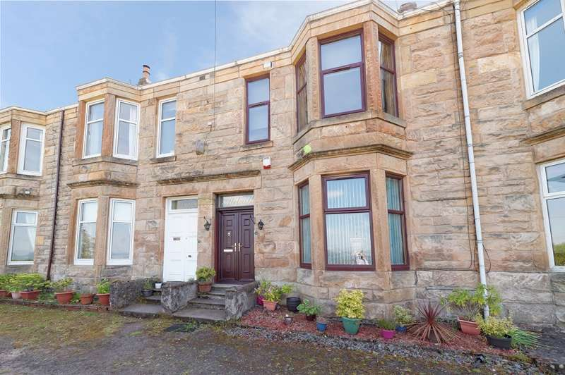 3 Bedrooms Terraced House for sale in Barrs Brae, Port Glasgow, Renfrewshire, PA14 5PZ