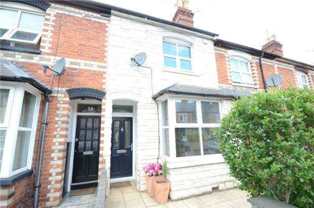 2 Bedrooms Terraced House for sale in Connaught Road, Reading, Berkshire