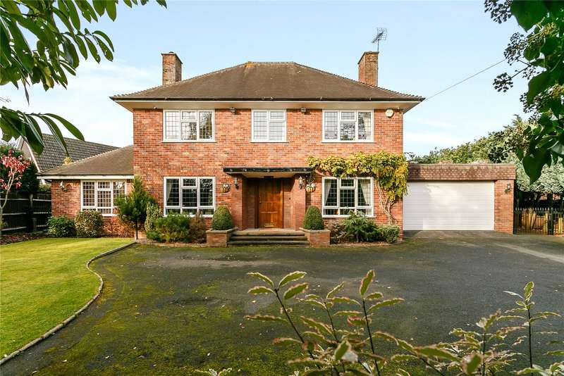 4 Bedrooms Detached House for sale in The Platts, 36 Broomfield Road, Kidderminster, Worcestershire, DY11