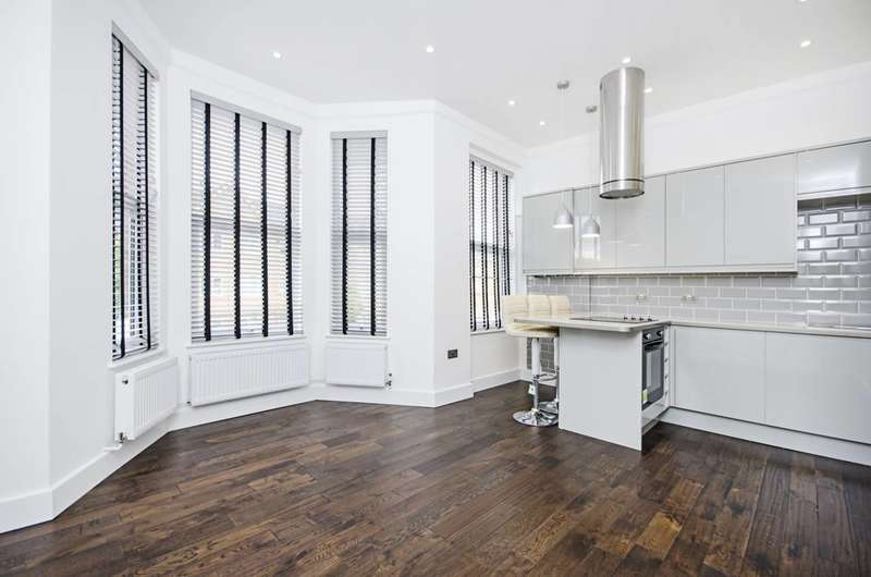 2 Bedrooms Flat for sale in Claremont Road, Cricklewood, NW2