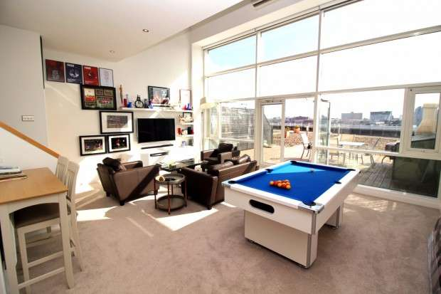 1 Bedroom Apartment Flat for sale in Imperial Point, The Quays, Salford Quays, Salford, M50