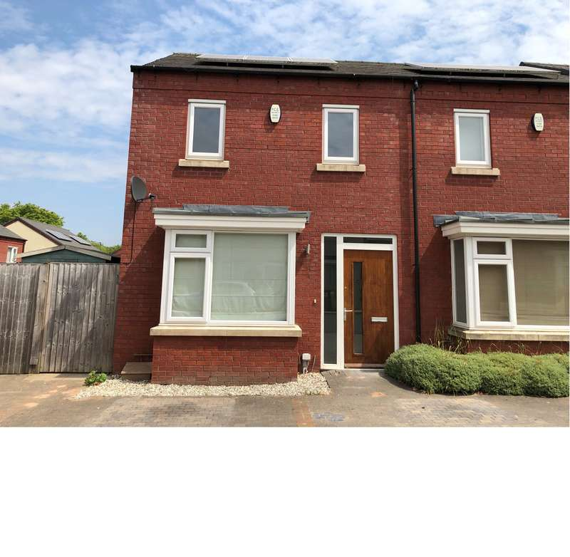 2 Bedrooms End Of Terrace House for sale in Cofton Park Close, Rednal, Birmingham, B45