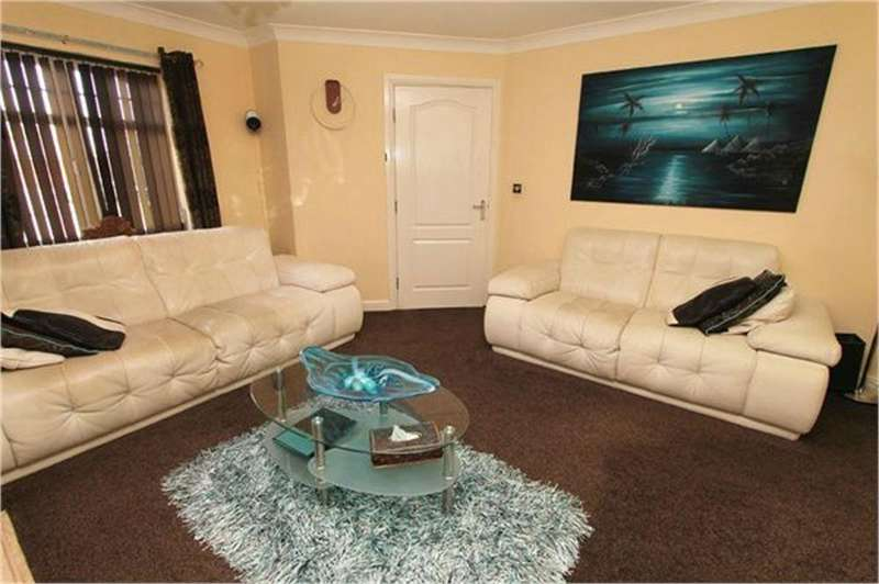 4 Bedrooms Town House for sale in Linnyshaw Close, BOLTON, Lancashire