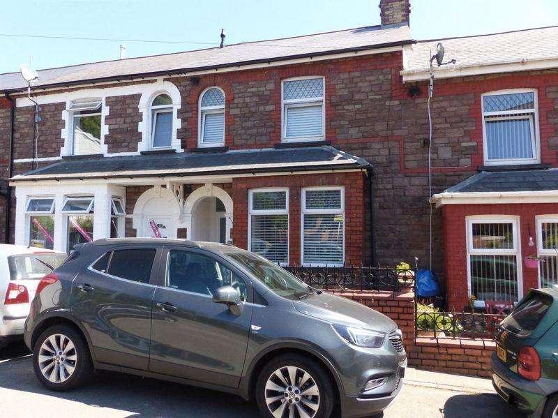 2 Bedrooms Terraced House for sale in Grove Terrace, Pontypool