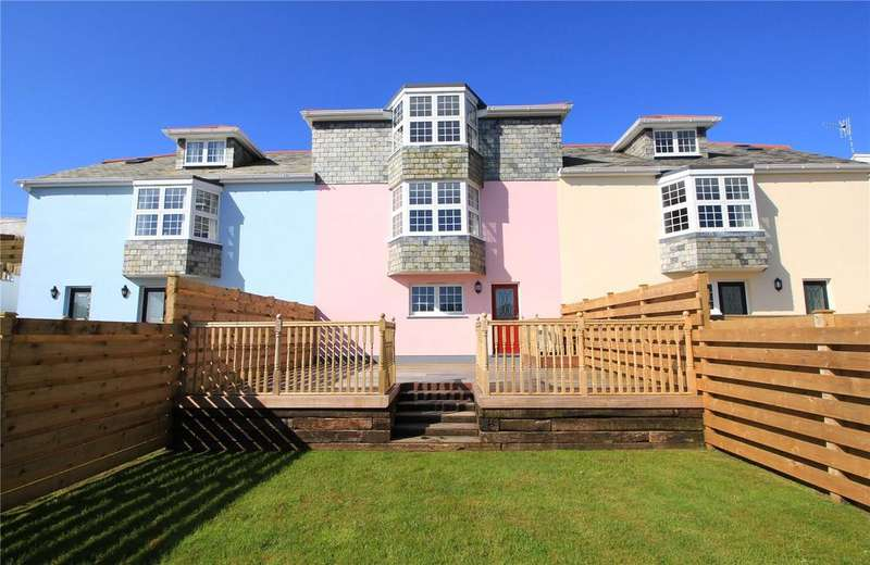 4 Bedrooms Terraced House for sale in Newton Road, St. Mawes, South Cornwall, TR2