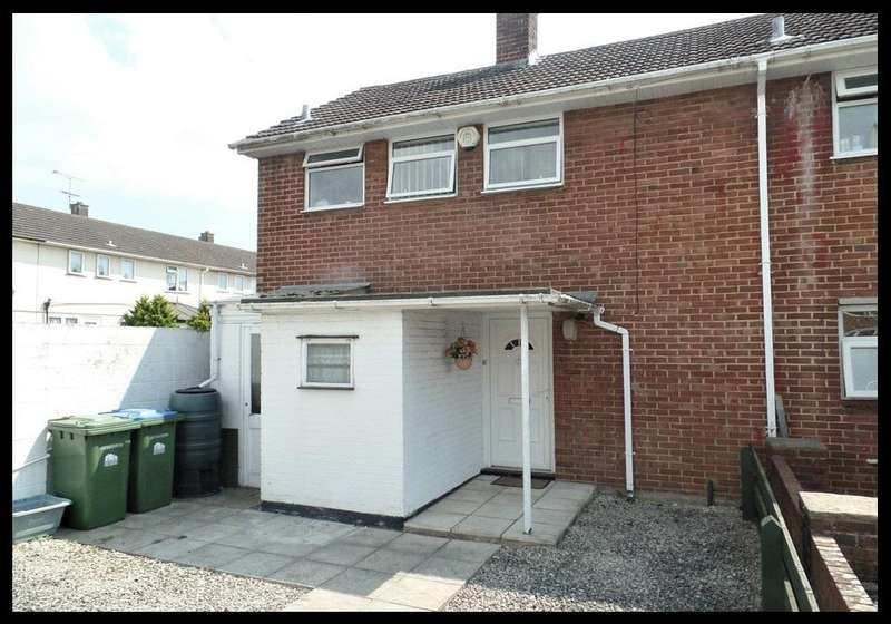 2 Bedrooms End Of Terrace House for sale in Seacombe Green, Millbrook, Southampton SO16
