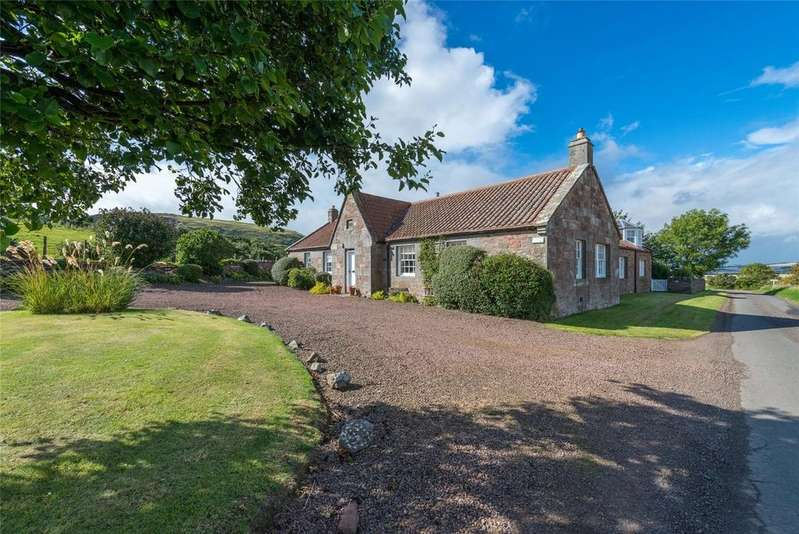 4 Bedrooms Detached House for sale in Kippielaw Cottage, Traprain, East Linton, East Lothian