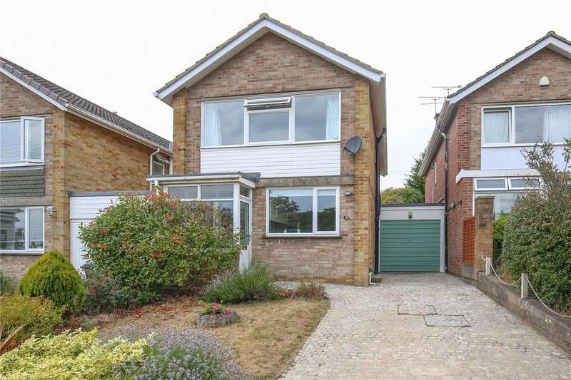 3 Bedrooms Link Detached House for sale in Westover Rise, Westbury-On-Trym, Bristol, BS9