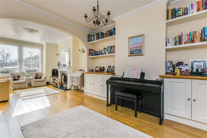 3 Bedrooms Terraced House for sale in Danemere Street, West Putney, London