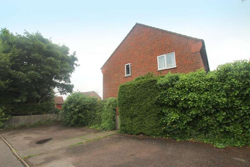 2 Bedrooms Cluster House for sale in Almers Close, Houghton Conquest, Bedfordshire, MK45 3LG