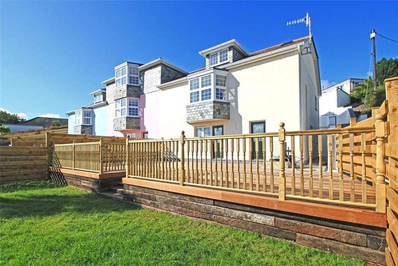 4 Bedrooms End Of Terrace House for sale in Newton Road, St. Mawes, South Cornwall, TR2