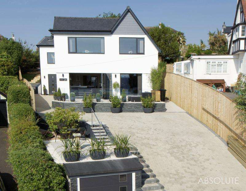 5 Bedrooms Detached House for sale in Barnfield Road, Torquay