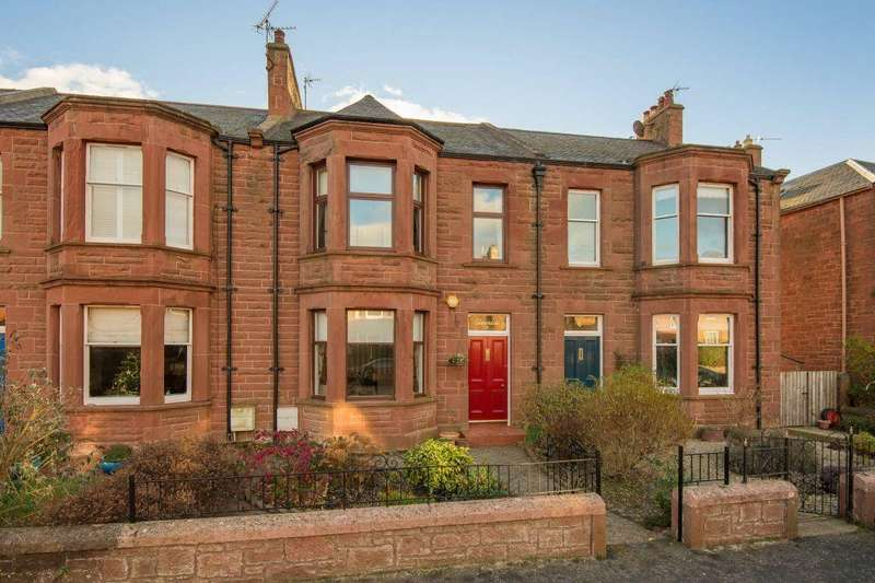 4 Bedrooms Terraced House for sale in 5 Mayville Park, Dunbar, EH42 1AH