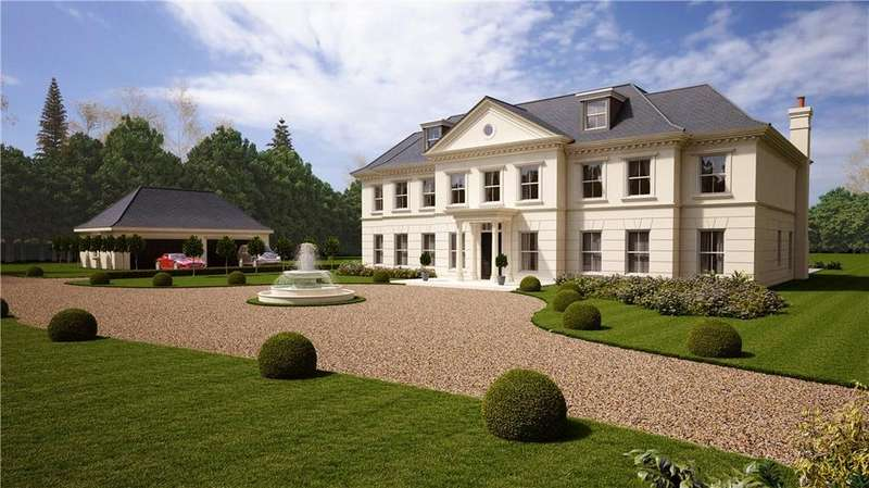 Plot Commercial for sale in Buttersteep Rise, Ascot, Berkshire, SL5