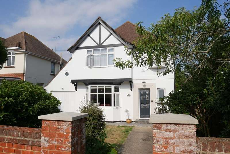 4 Bedrooms Detached House for sale in Baldwin Avenue, Old Town, Eastbourne, BN21