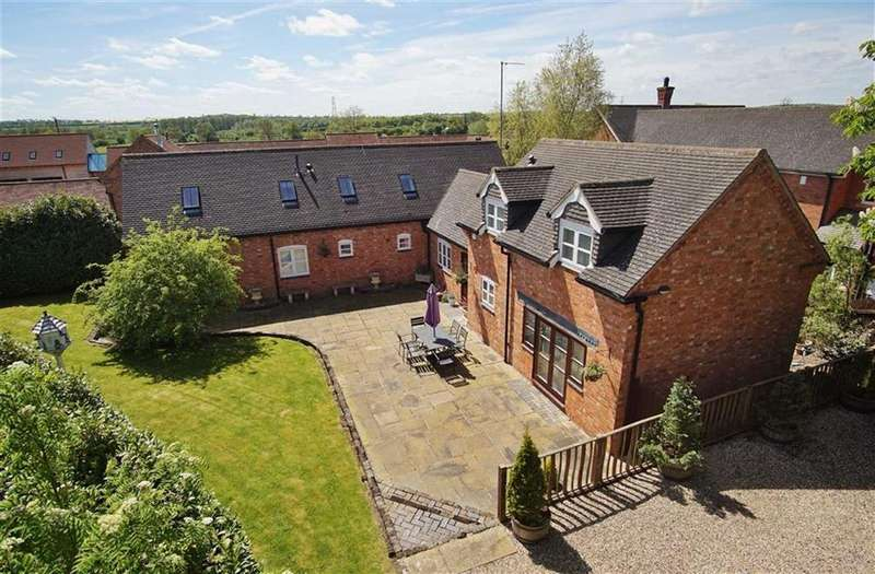 4 Bedrooms Detached House for sale in East Langton