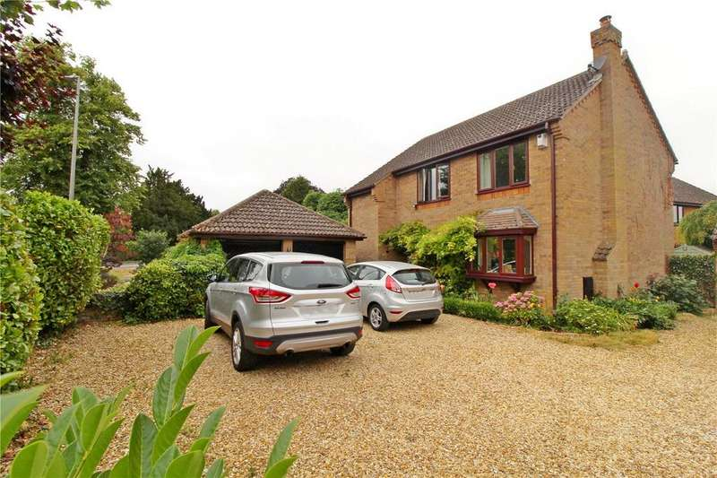 4 Bedrooms Detached House for sale in Tattershall Drive, Market Deeping, Peterborough, PE6