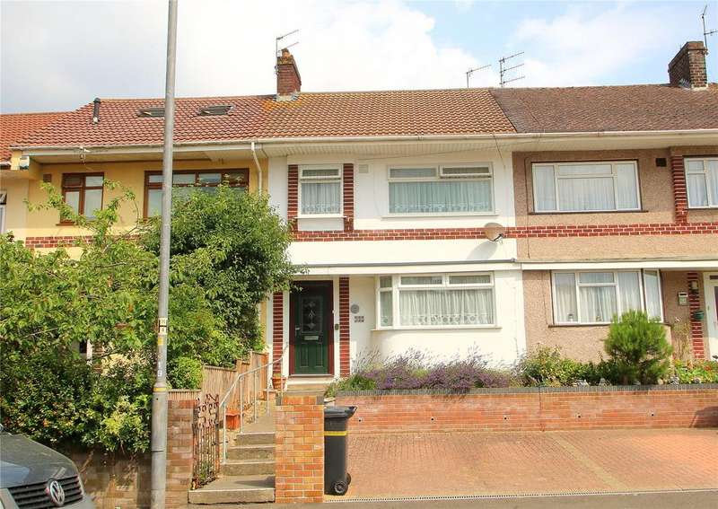 3 Bedrooms Terraced House for sale in Ashton Drive, Ashton Vale, BRISTOL, BS3