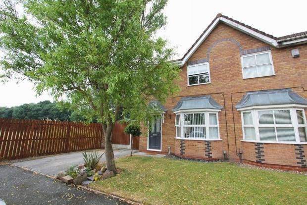 3 Bedrooms Semi Detached House for sale in Benjamin Fold Ashton In Makerfield Wigan
