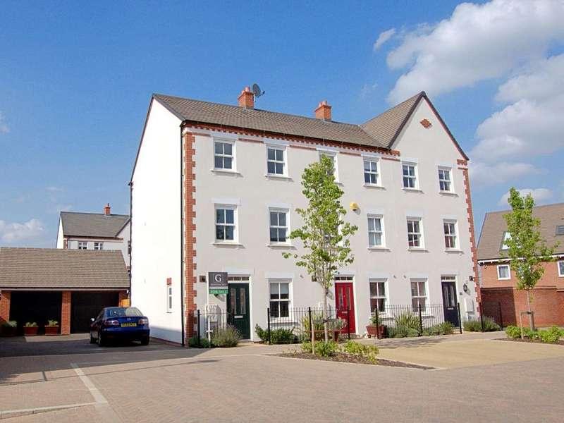 4 Bedrooms Town House for sale in Rowan Close, Great Denham MK40