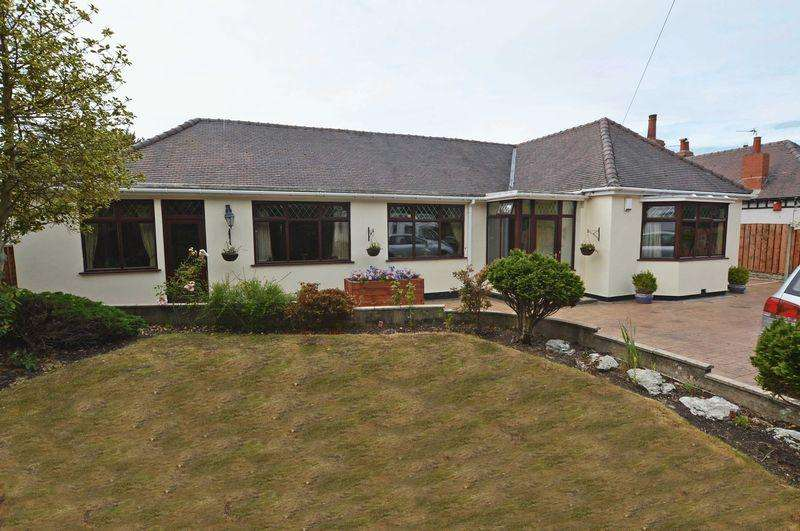 4 Bedrooms Detached Bungalow for sale in Victoria Road East, Thornton-Cleveleys