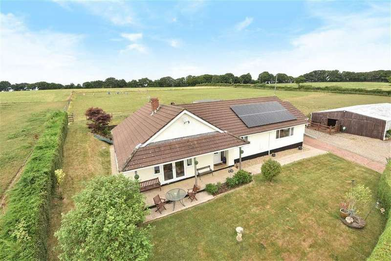 4 Bedrooms Detached House for sale in Rackenford, Tiverton, Devon, EX16