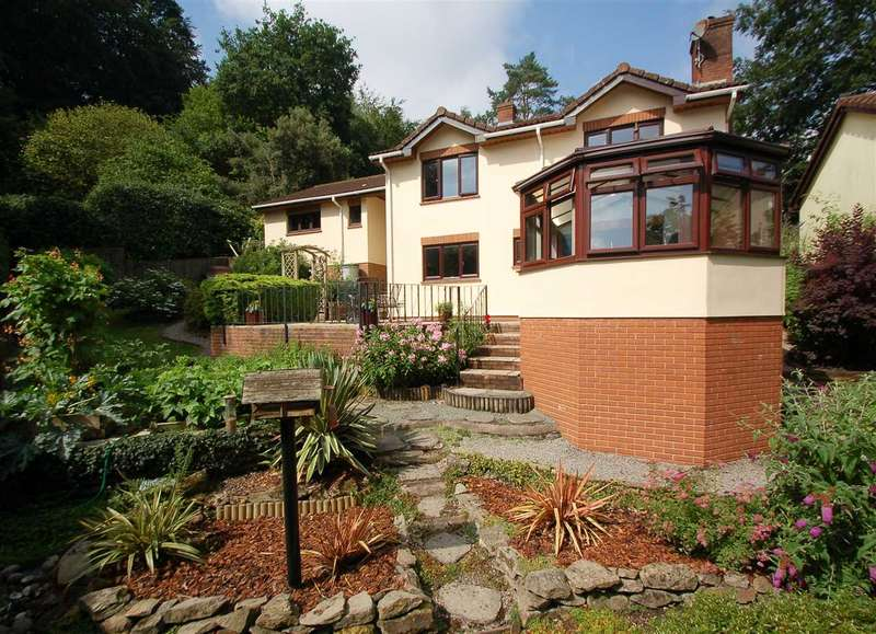 3 Bedrooms Detached House for sale in UPPER LYDBROOK