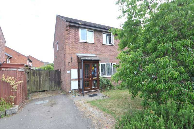 3 Bedrooms Semi Detached House for sale in Kestrel Close, Patchway, Bristol, BS34