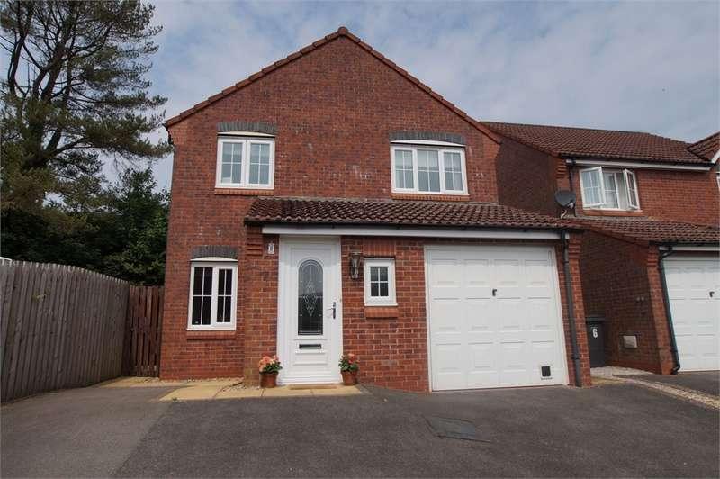 3 Bedrooms Detached House for sale in CA22 2QZ Langhorn Court, EGREMONT, Cumbria