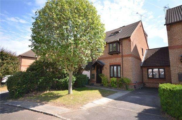 4 Bedrooms Link Detached House for sale in Astra Mead, Winkfield Row, Berkshire