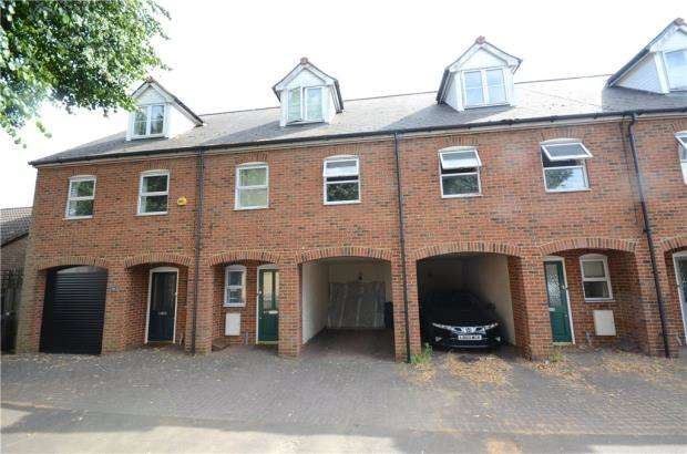 3 Bedrooms Terraced House for sale in Prince Of Wales Avenue, Reading, Berkshire