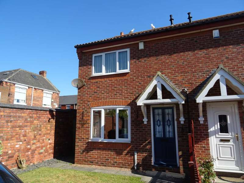 3 Bedrooms Semi Detached House for sale in Flaxton Court, Hartlepool