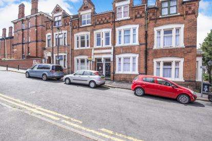 3 Bedrooms Flat for sale in College Street, Leicester, Leicestershire
