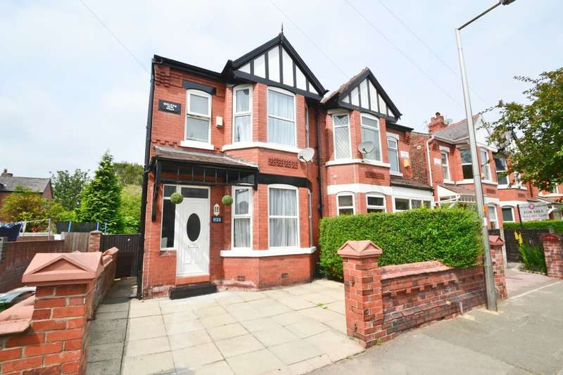 3 Bedrooms Semi Detached House for sale in Huntley Road, Cheadle Heath