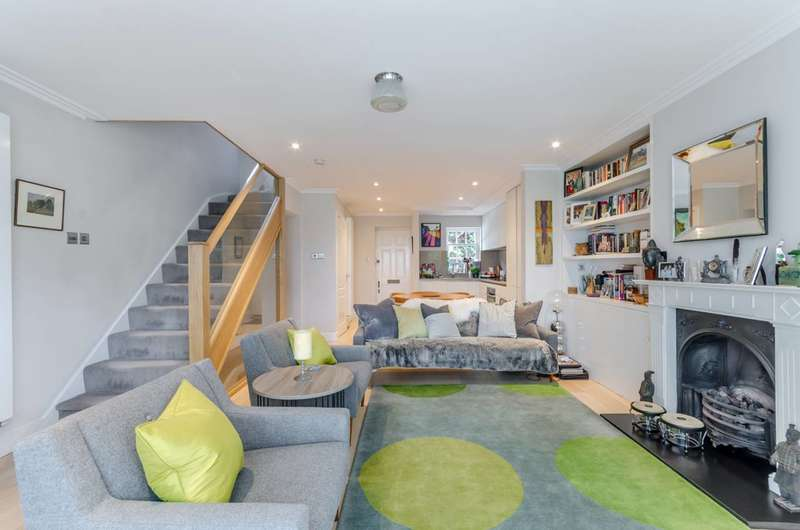 3 Bedrooms House for sale in South Nowood Hill, South Norwood, SE25