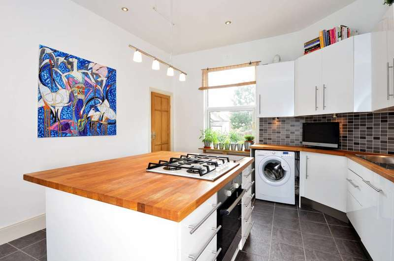 2 Bedrooms Maisonette Flat for sale in Amhurst Road, Hackney, E8