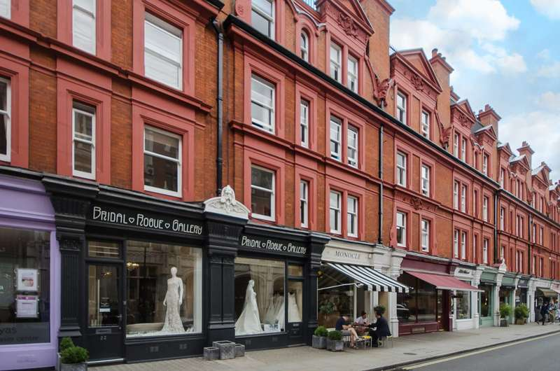 2 Bedrooms Flat for sale in Chiltern Street, Marylebone, W1U