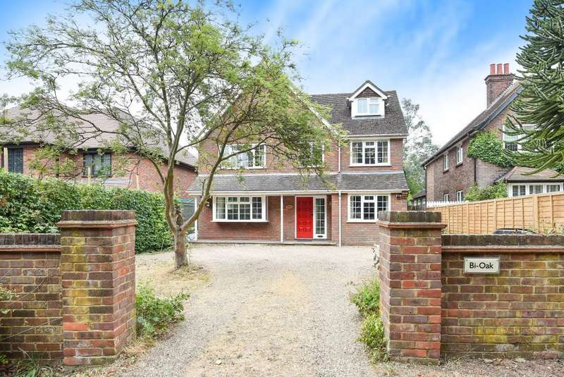 7 Bedrooms Detached House for sale in Ley Hill, Chesham, HP5