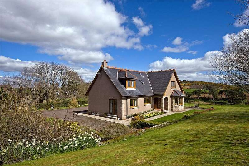 4 Bedrooms Detached House for sale in Longdrum Farmhouse, Whitecairns, Aberdeen