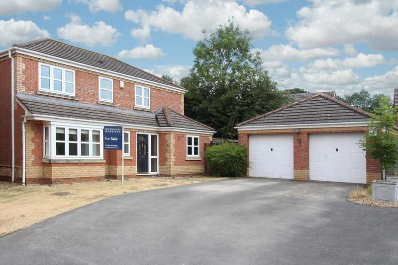 4 Bedrooms Detached House for sale in Avonmere, Rugby