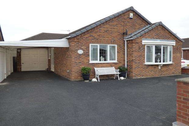 3 Bedrooms Bungalow for sale in Beacon Park Drive, Skegness, PE25
