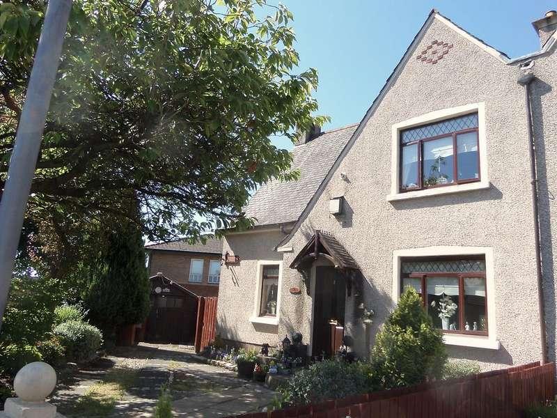 2 Bedrooms Semi Detached House for sale in Coatbridge ML5