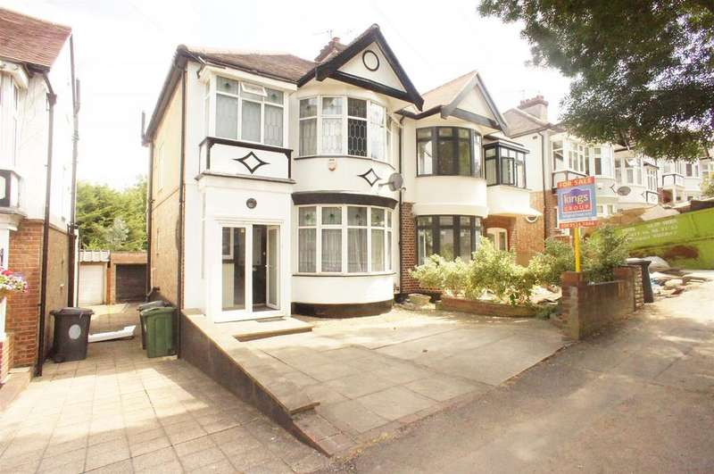 3 Bedrooms Semi Detached House for sale in College Gardens, London