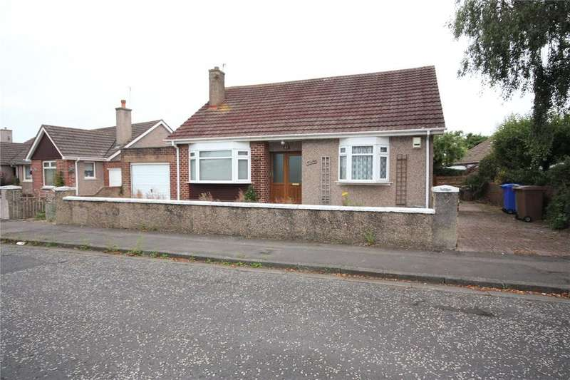 4 Bedrooms Detached Bungalow for sale in 41 Gemmell Crescent, Ayr, South Ayrshire, KA8
