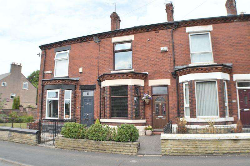 2 Bedrooms Terraced House for sale in Sheffield Road, Hyde
