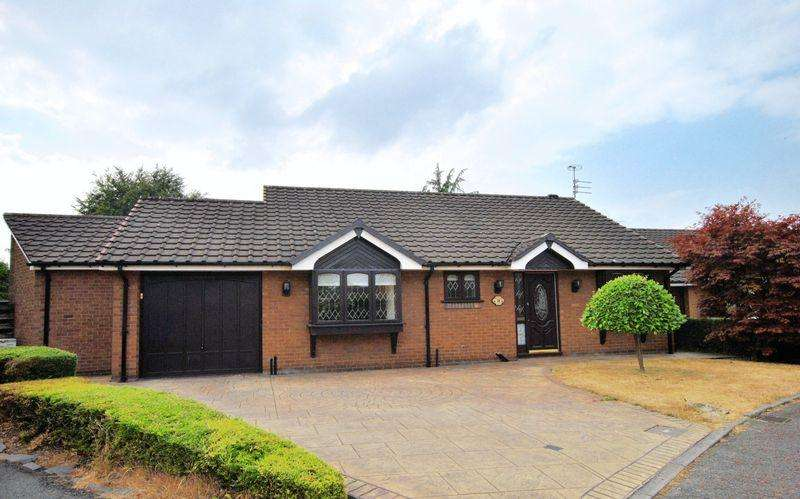 2 Bedrooms Detached Bungalow for sale in Sharon Park Close , Grappenhall, WA4 2YN